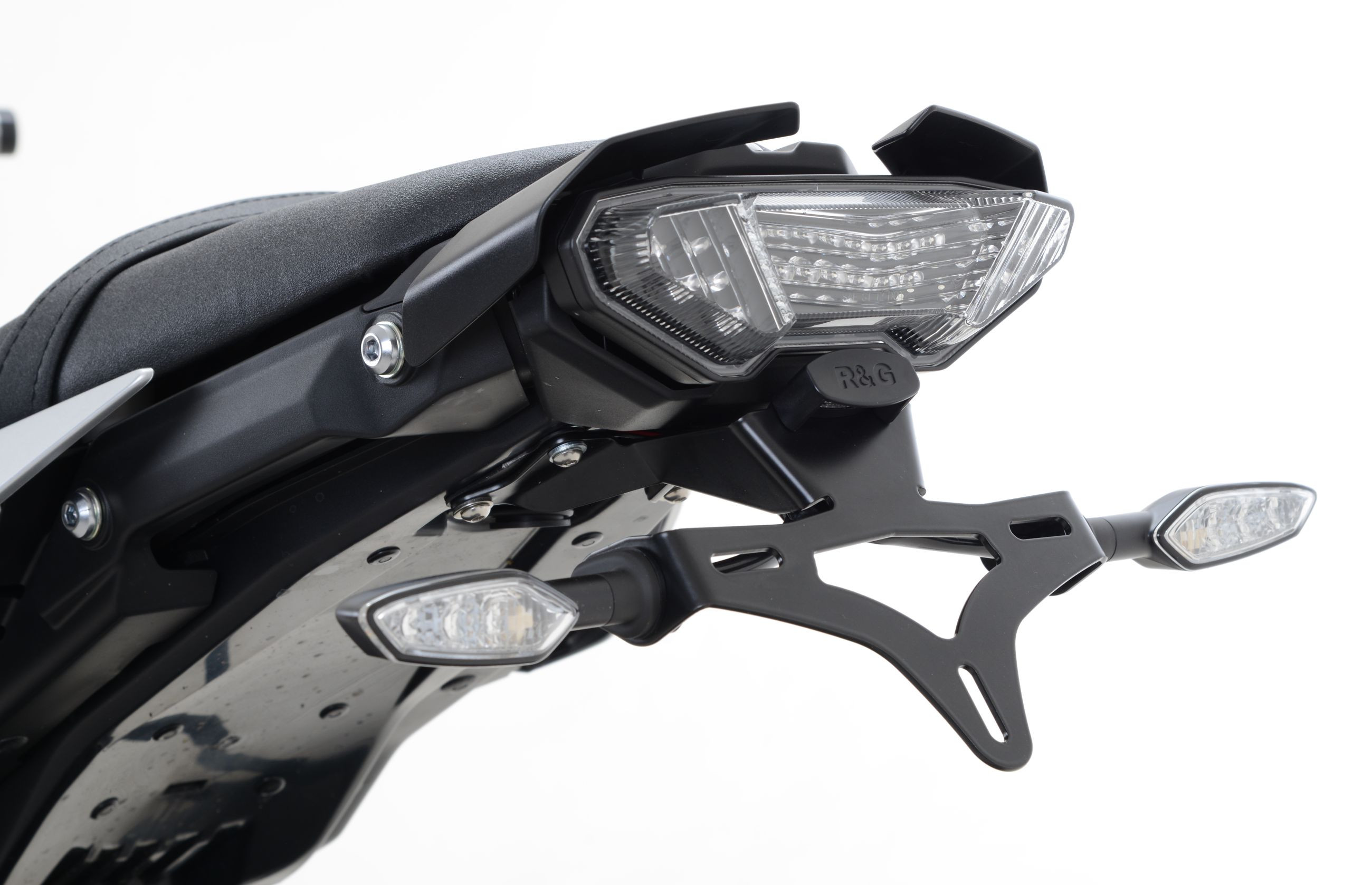 R/&G Tail Tidy Licence// Number Plate holder Yamaha MT-10 //FZ-10 /'2016/' LP0204BK